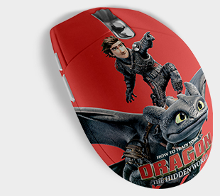 Souris Sans Fil How to Train Your Dragon