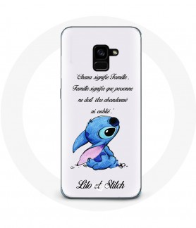 Galaxy A3 2018 Stitch Case