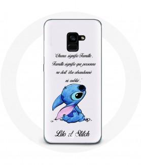 Galaxy A3 2018 Stitch Case