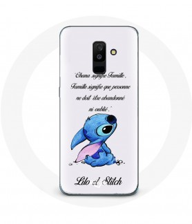 Galaxy A6 2018 Stitch Case