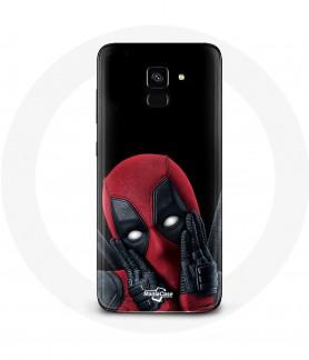 Galaxy A8 Deadpool Case