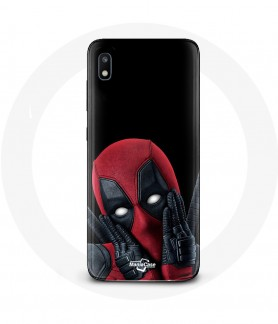 Galaxy A10 Deadpool Case