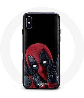 IPhone X Case Deadpool