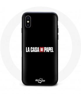 Iphone X Case La Casa de Papel