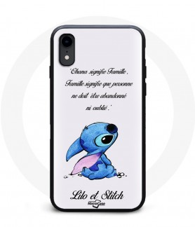 IPhone XR Stitch case