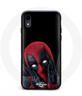 Deadpool iPhone XR Case