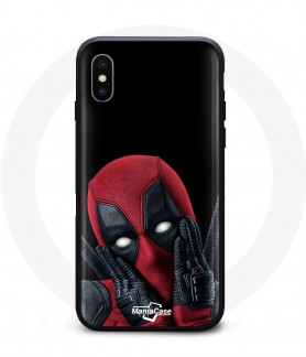 IPhone X Max Case deadpool