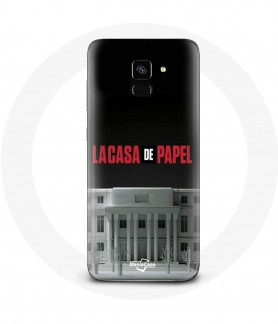 Samsung A8 case La Casa De...