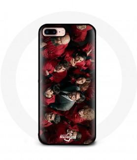 Iphone 8 plus Case La Casa...