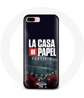 Iphone 8 plus case La Casa...