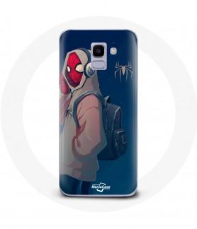 Galaxy j6 2017-2018 Spider...