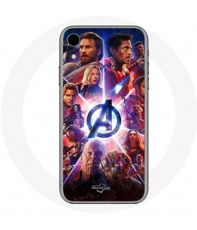 iPhone XR Case Avengers
