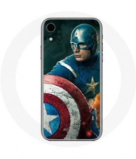 iPhone XR Case Captain...