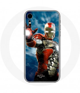iPhone XR Case Iron Man