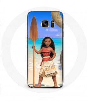 Galaxy S6 Edge case moana