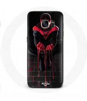Galaxy S6 Edge case Spiderman