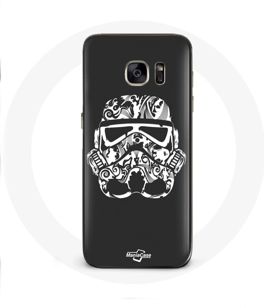 Coque Galaxy S6 Edge star wars soldats swag phone case maniacase