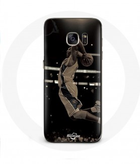 Galaxy S6 Edge case kobe bryant dunk NBA