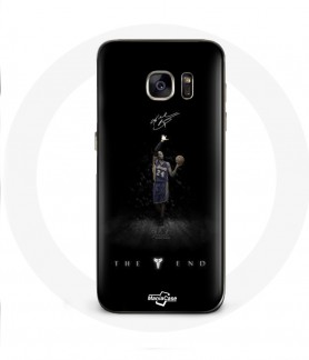 Galaxy S6 Edge Kobe bryant lakers 24 NBA case The end