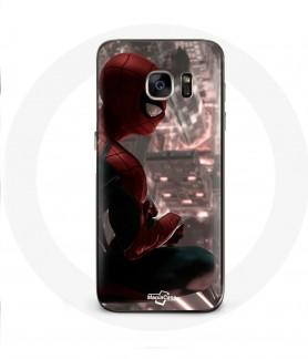 Galaxy S6 Edge Avengers Spiderman Case Homecoming