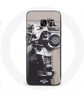 Galaxy S6 Edge case star wars swag Music color swag