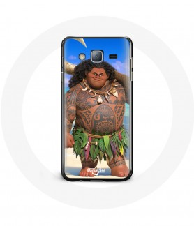Galaxy j3 2016 case moana...