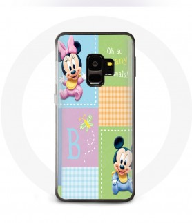 Galaxy S9 Case Mickey Mouse...