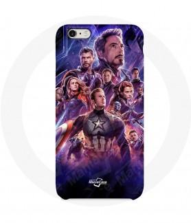 iPhone 6 Plus Case Avengers