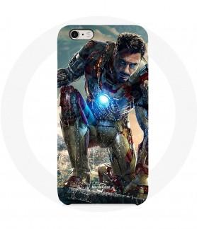 iPhone 6 Plus Case Iron Man