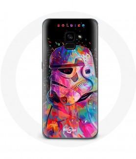 Galaxy A8 case star wars...