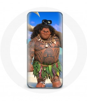 Galaxy A5 2017 case moana Maui hook maniacase