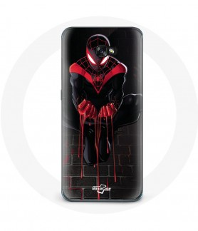 Coque Galaxy A5 2017 spiderman phone case maniacase