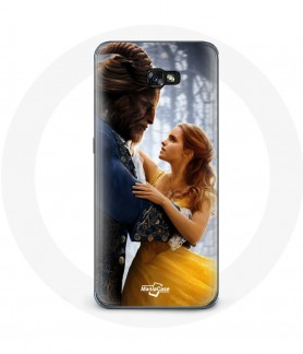 Galaxy A5 2017 case beauty and the beast Disney