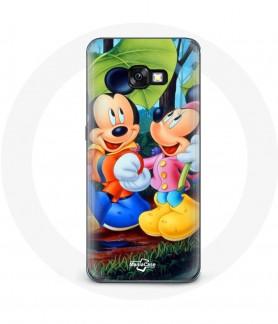 Galaxy A7 2017 case mickey...