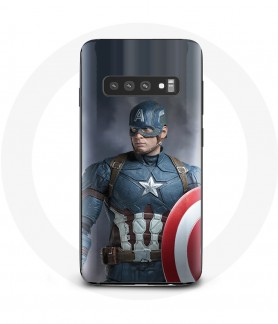 Galaxy S10 Case Captain...
