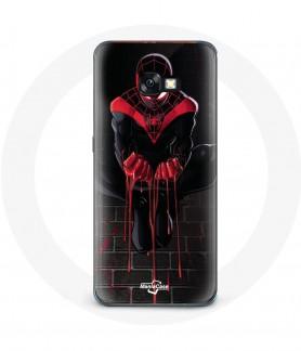 Galaxy A7 2017 case spider man