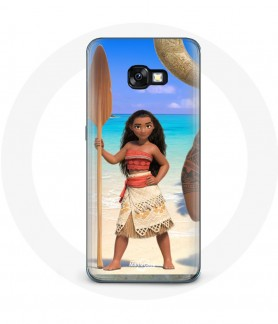 Galaxy A7 2017 case moana