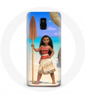 Galaxy A8 case moana