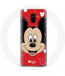 Galaxy A8 case mickey mouse