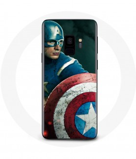 Galaxy S9 Case Captain...