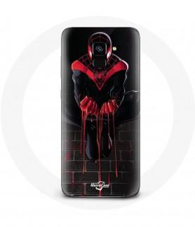 Galaxy A8 case spider man