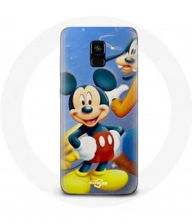 Galaxy A8 case mickey Mouse...