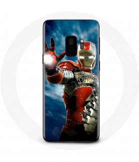 Galaxy S9 Case Iron Man