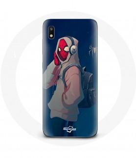 Galaxy A10 case spider man...