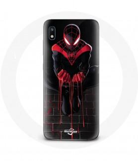 Galaxy A10 case spider man