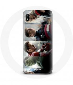 Galaxy A10 case avengers...