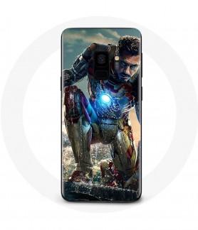 Galaxy S9 Case Iron Man