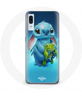 Galaxy A20 case Stitch and...