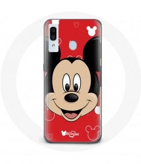 Galaxy A20 mickey mouse case