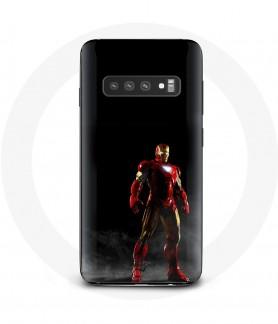 Coque Galaxy S10 Iron Man